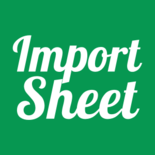 Import Sheet logo