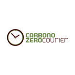 Carbono Zero Courier logo