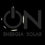 On Energia Solar logo