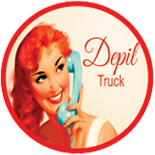 Depil Truck logo