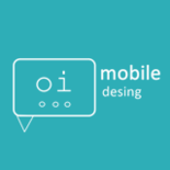Oi Mobile Design logo