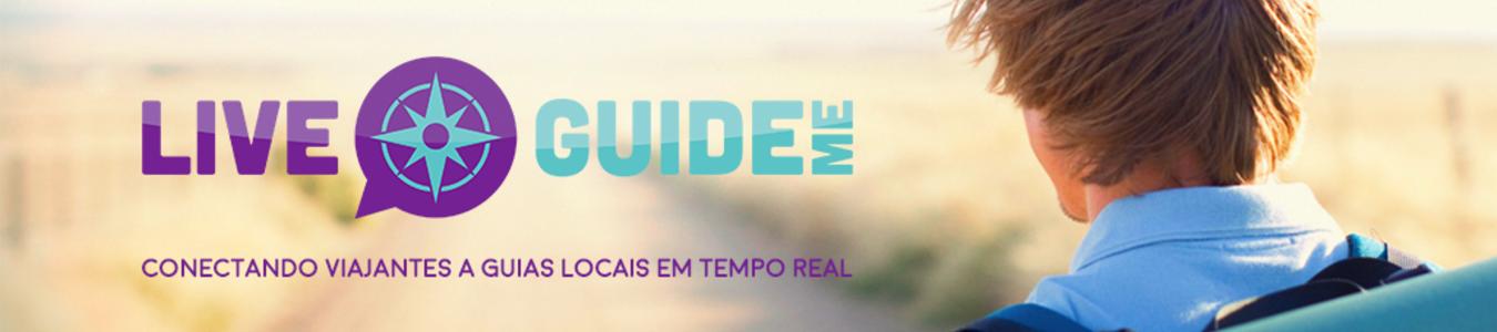 LiveGuideMe Turismo Ltda. capa