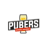 Pubers - All beers, one place logo