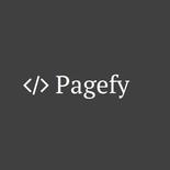 Pagefy logo