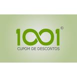1001 Cupom de descontos logo