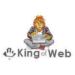 King of Web 579 logo