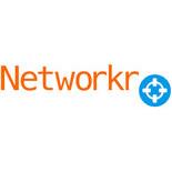 Networkr - Rede social para eventos de negócios. logo