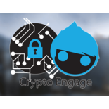 Crypto Engage logo