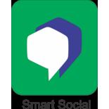 SmartSocial 3D logo