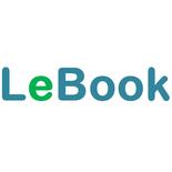 LeBook - Quem lê vale muito mais.  logo