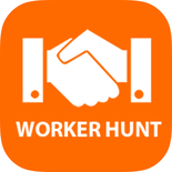 Worker Hunt logo