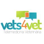 Vets4vet - Plataforma de Telemedicina Veterinária logo