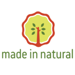 Made in Natural logo